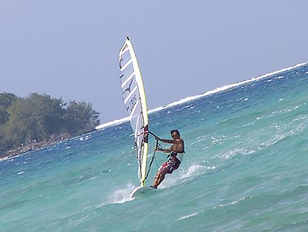 2009年1月18日今日のマイクロビーチ3