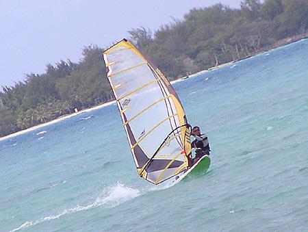2009年2月3日今日のマイクロビーチ