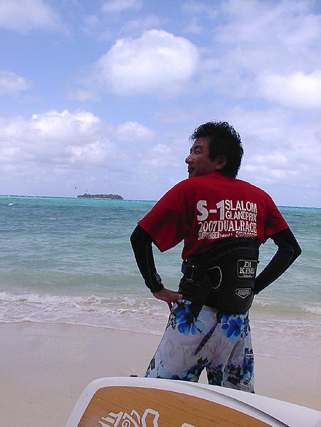 2009年2月18日今日のマイクロビーチ2