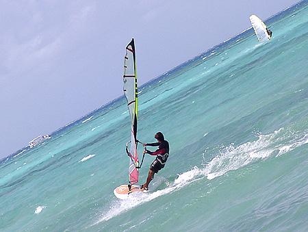 2009年2月18日今日のマイクロビーチ4