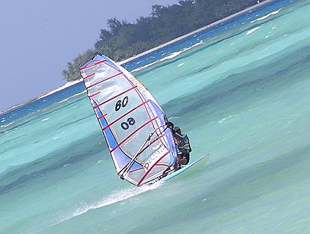2009年2月22日今日のマイクロビーチ2
