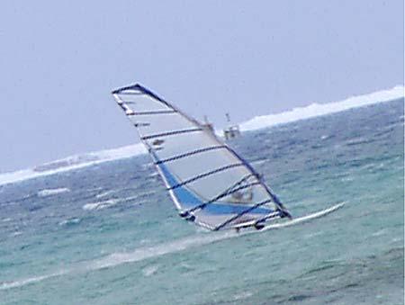 2009年3月14日今日のマイクロビーチ3