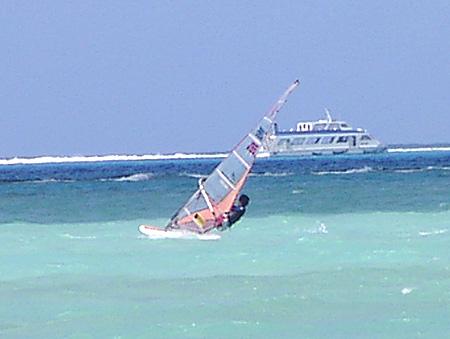 2008年10月24日今日のマイクロビーチ