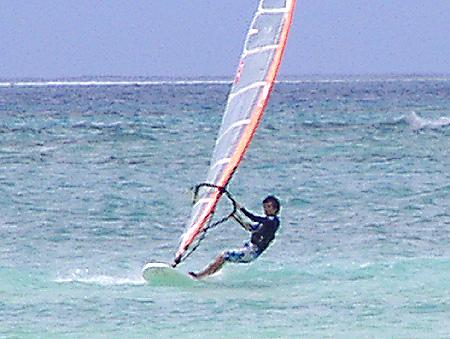 2008年10月25日今日のマイクロビーチ2