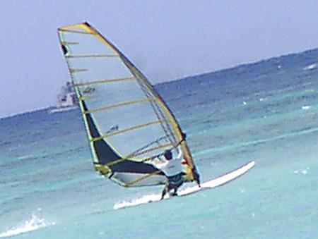 2008年11月2日今日のマイクロビーチ