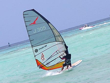 2008年11月6日今日のマイクロビーチ