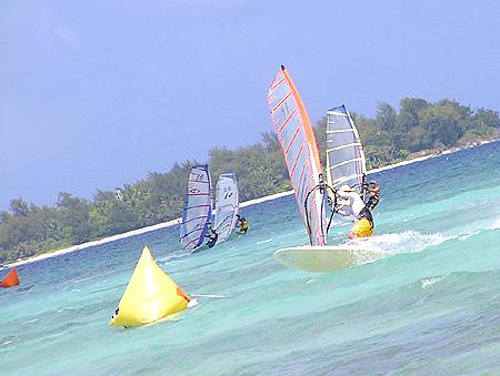 2008年11月8日今日のマイクロビーチ2