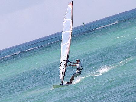 2008年11月16日今日のマイクロビーチ