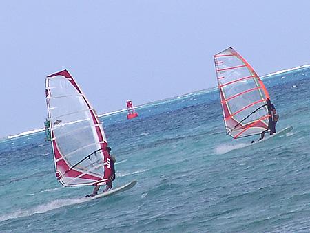 2008年11月24日今日のマイクロビーチ3
