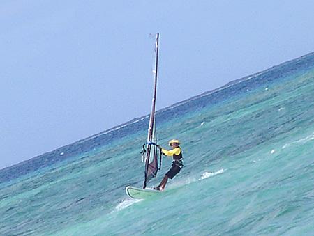 2008年12月5日今日のマイクロビーチ