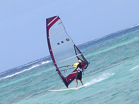 2008年12月5日今日のマイクロビーチ2
