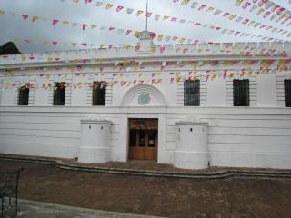 コハク博物館。