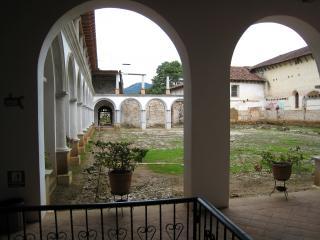 かつては修道院・・・。