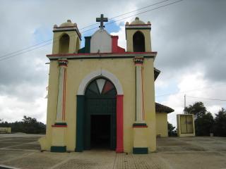 サンアンドレス教会