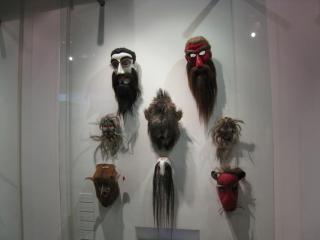 様々な仮面