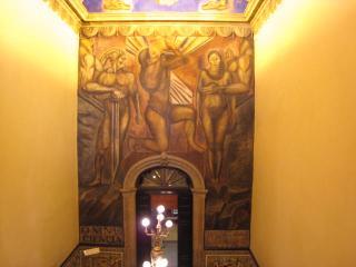 オロスコの壁画