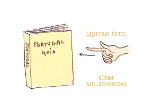 ポルトガルのガイドブックが欲しい。