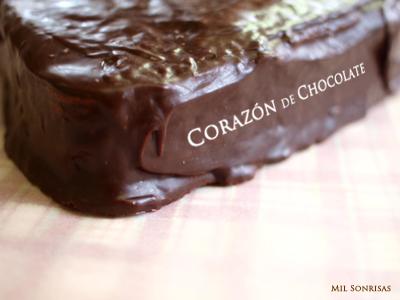 Tarta de chocolate♪