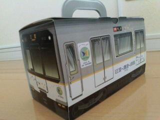 電車の箱。