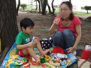親子ピクニック