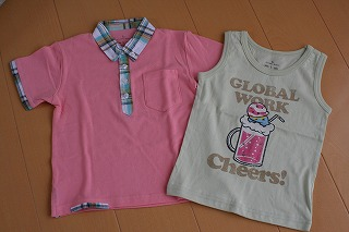 GLOBAL WORKキッズ