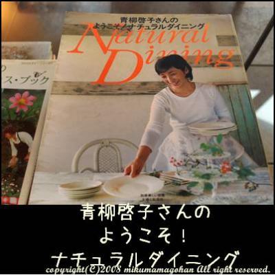 青柳啓子さんの本