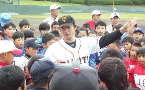 さわかや野球教室6