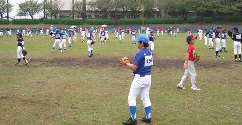 さわやか野球教室