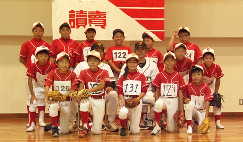 さわかや野球教室5