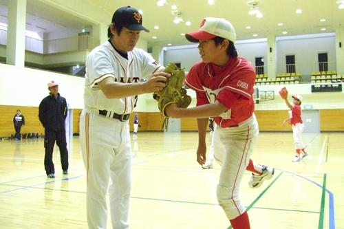 さわかや野球教室3