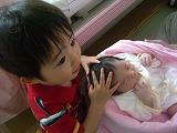 りりい 出産0ヶ月 025