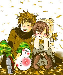秋のカッポー