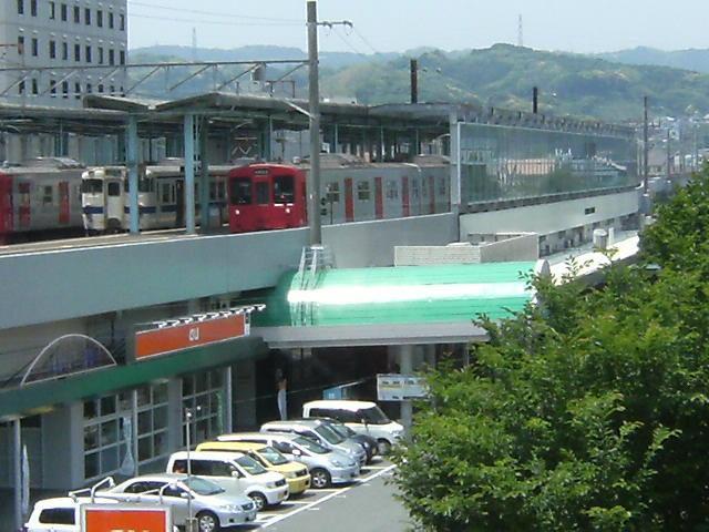 DSCF4545駅前
