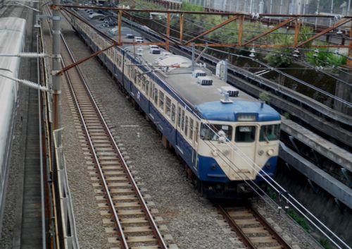 「ありがとう113系横須賀線の旅」(2011年9月19日・池上線御嶽山))