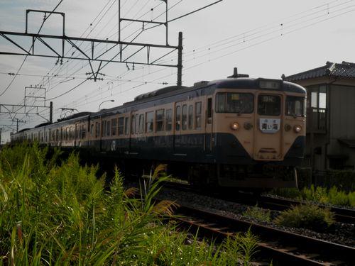 内房線9132M「113系さよなら運転」(2011年9月24日)