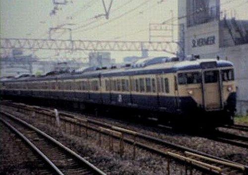 113系(2002年5月頃・平井駅)