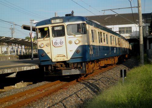 外房線9224M「113系さよなら運転」(2011年9月24日)