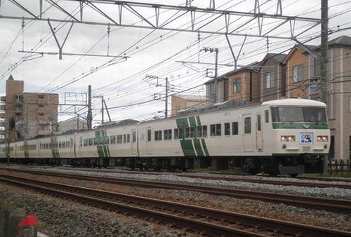 「踊り子30周年記念号」(2011年10月15日)・辻堂・1