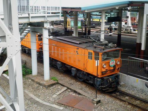 黒部峡谷鉄道・3