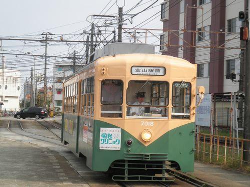 富山地方鉄道・デ7000形