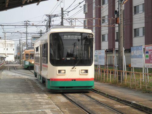 富山地方鉄道・デ8000形