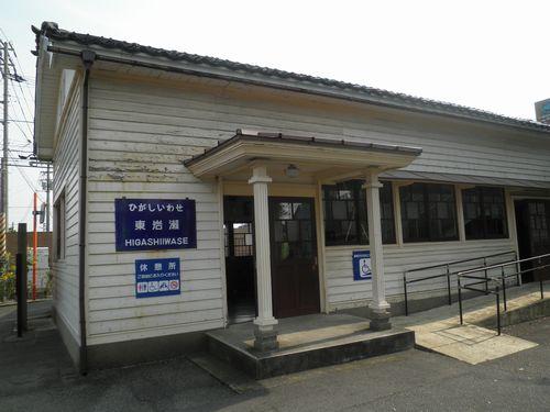 旧東岩瀬駅・1