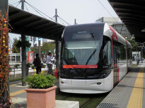 富山ライトレール・富山駅北電停