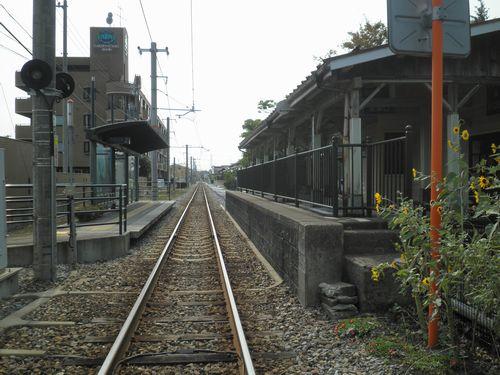 富山ライトレール・東岩瀬駅