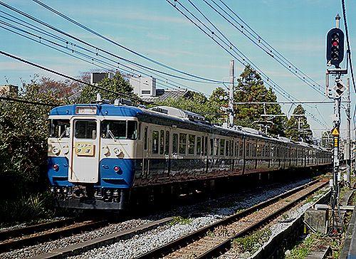 2011年秋季「ホリデー快速鎌倉」・北鎌倉2