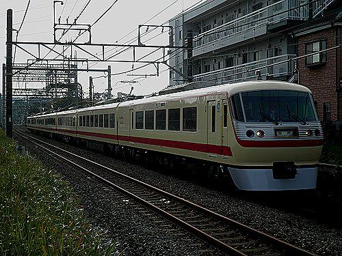 西武10000系「レッドアロー・クラシック」(10105F)