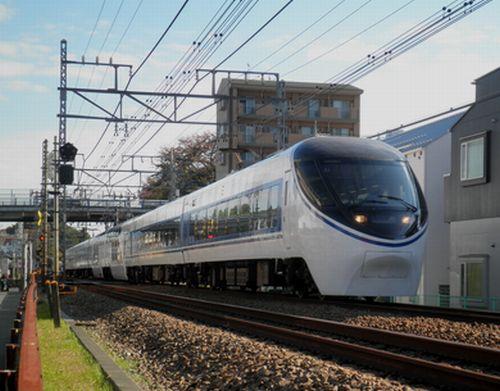 JR東海371系「あさぎり」(小田急線生田)