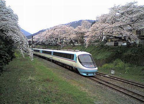 小田急20000形「あさぎり」(山北)