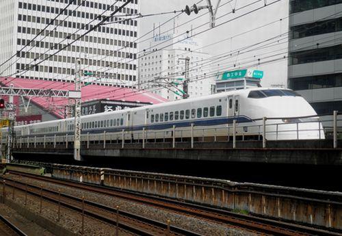 300系「こだま」(2011年8月26日・有楽町)