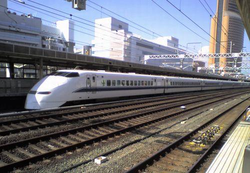 300系「こだま」(2010年7月25日・浜松駅)